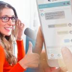 La interacción con los oyentes a través de Internet